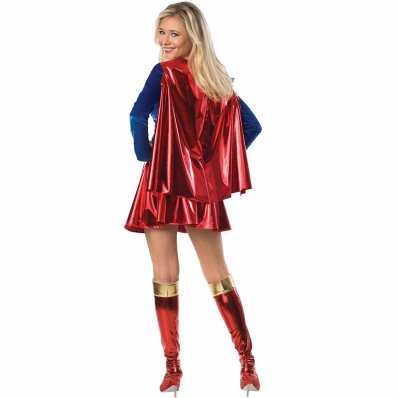 2018 nueva película Mujer Maravilla Cosplay traje adulto superwomen ... 9132b876a05a