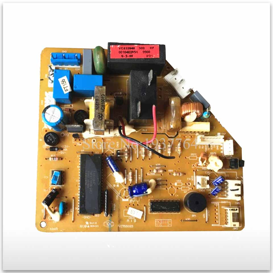 95% new for Haier Air conditioning computer board circuit board KFR-35GW/F 0010402954 used board евро одеяло ecotex бамбук премиум облегченное 200х220 ообе