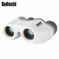 Beileshi All Optical Glass Lens 6X Binocular Telescope Double Cylinder Portable Miniature Paul Telescope Civil Micro
