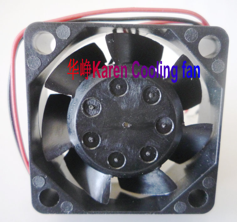 Купить с кэшбэком New Original NMB 1606KL-04W-B30 4015 12V 0.09A 2WIRE Cooling Fan