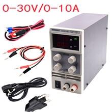 SW3010D Mini Digital  DC regulator adjustable power  supplier  30V 10A  110V-220V voltage Switching Power supply