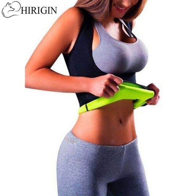 f185120fc41b5 2017 Women Hot Neoprene Body Shapers Slimming Waist Slim Sportswear Vest  Underbust Plus Size S M L XL XXL Black Rose Blue Purple