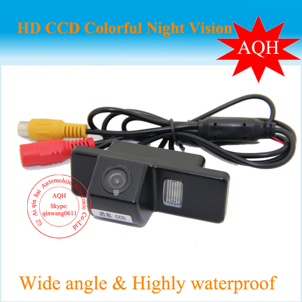 Factory Promotion  Waterproof backup reverse parking car rear camera for Peugeot 307 Hatchback 307cc 408 Free Shipping
