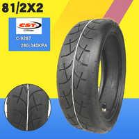 Atualizado cst xiaomi mijia m365 scooter pneu inflável 8 1/2x2 tubo interno câmera durável m365 & pro pneus de substituição
