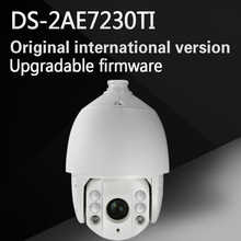 Free shipping Original English Version DS-2AE7230TI HD1080P Turbo IR PTZ Dome Camera 30X optical zoom UP to 120m CCTV Camera