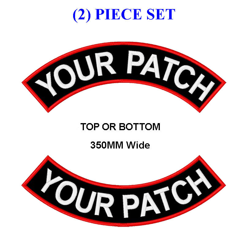 Custom biker patches_26