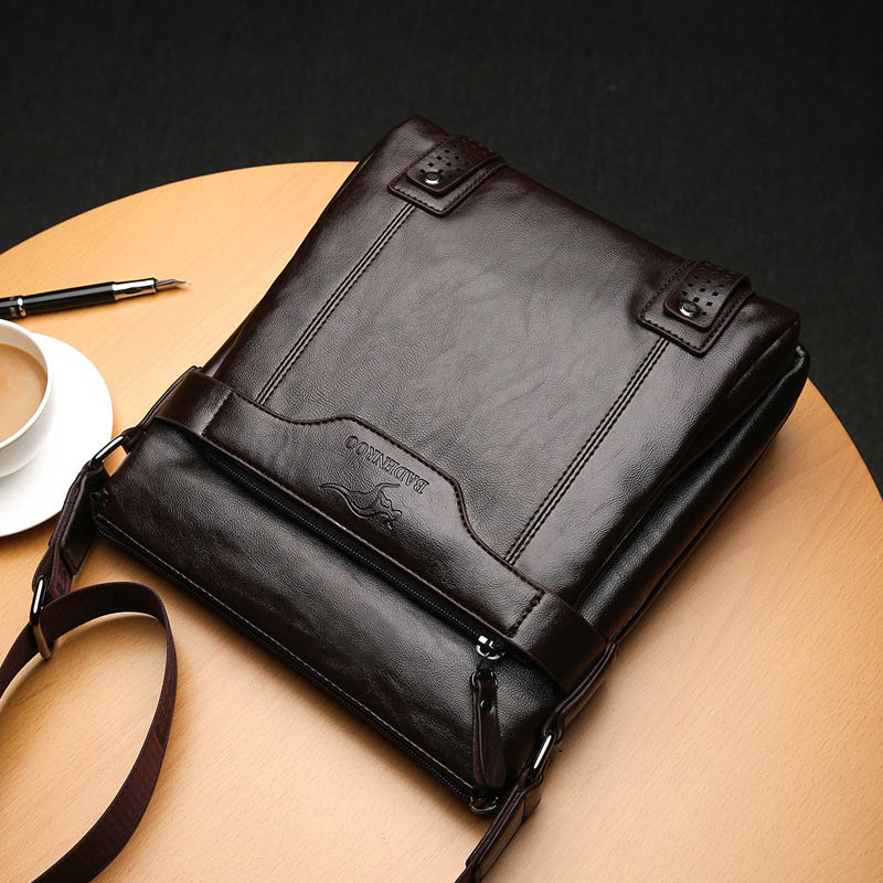 Men Shoulder bag versatile Casual Shoulder Men Messenger bag