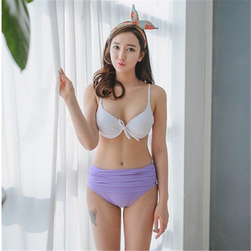 Сексуальный купальник для большой груди