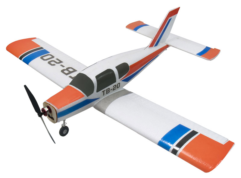 Free Shipping Fixed Wing Aircraft / Airplane TB20 EPO plane KIT (UNASSEMBLED )RC airplane RC MODEL HOBBY TOY HOT SELL RC PLANE купить недорого в Москве