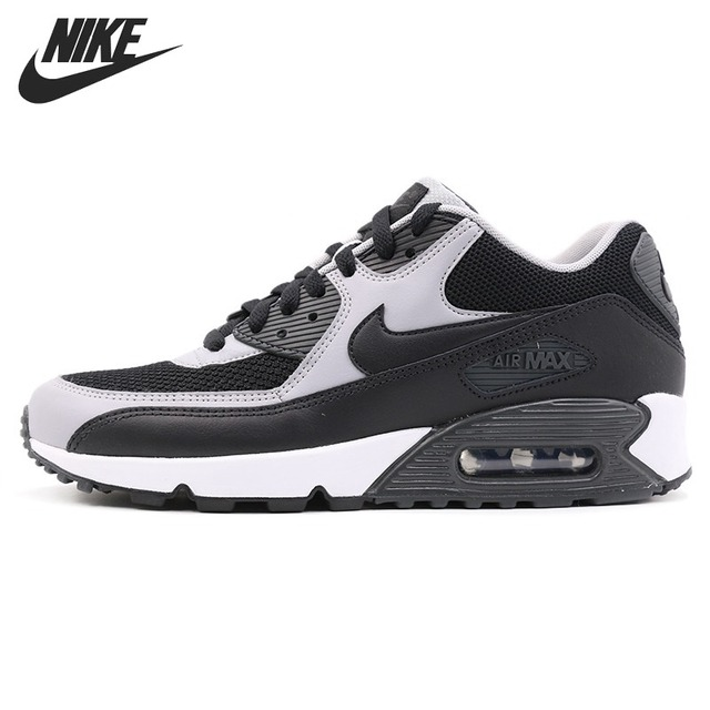 611f4f71d10f80 Original New Arrival 2018 NIKE AIR MAX 90 ESSENTIAL Men s Running Shoes  Sneakers