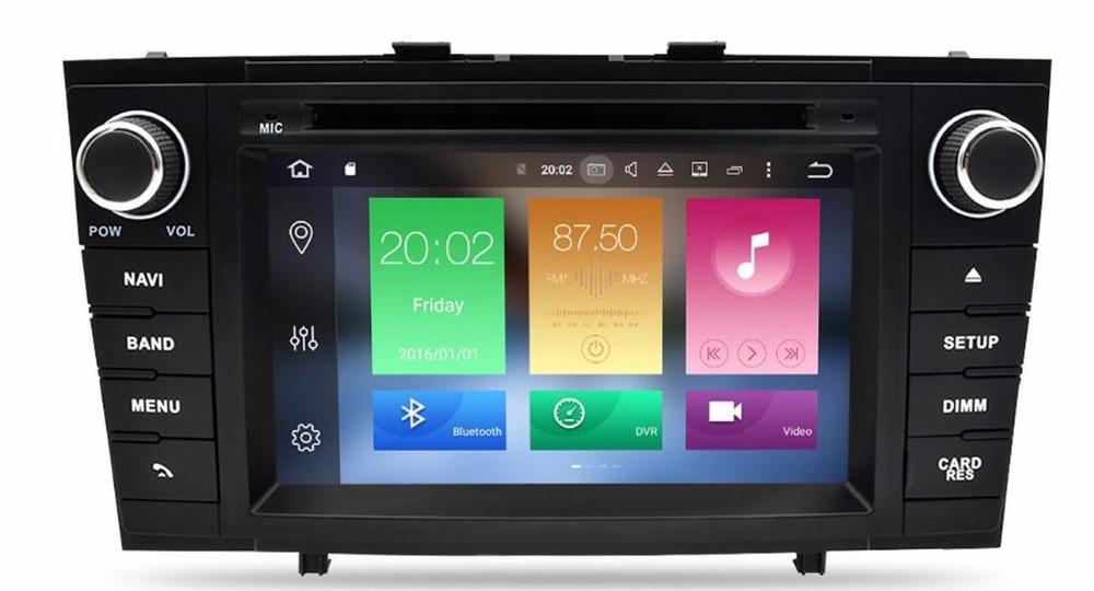 4g LTE IPS NOUVEAU IPS!!! android 8.0 7.1 Lecteur dvd de Voiture Pour Avensis T25 2008 2009 2010 2011 2012 2013 Auto Radio RDS 3g WIFI OBD DVR