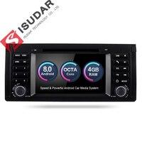 Android 6 0 1 7 Inch Car DVD Player For BMW E39 X5 M5 E38 E53