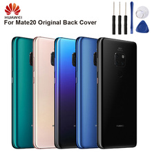 Huawei Original Back Battery Cover Housing For Mate 20 Mate20 Rear Glass Case