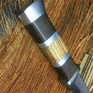 Image 5 - PEGASI un type de couteau de plongée manuel 440C, couteau pliant pour la protection du corps, couteau à fruits, couteau de survie pour la jungle