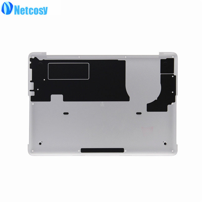 Netcosy Battery housing cover For Macbook Pro 13.3 Retina A1502 2013 2014 2015 laptop replace cover repair A1502 Buttom case 10pcs lot brand new lcd screen rubber frame ring for macbook pro 13 retina a1502 a1425 2012 2013 2014 2015 year