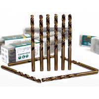 LAOA Co incluye brocas de acero inoxidable para perforar Metal Especial de acero inoxidable HRC65