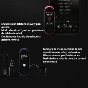 Image 5 - 新グローバルバージョンシャオ mi mi バンド 4 Band4 スマート mi バンド 3 カラー画面心拍フィットネス音楽 50 メートル防水の Bluetooth