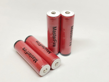 MasterFire 4pcs/lot Protected Original Sanyo 18650 NCR18650GA 3.7V 3500mAh Rechargeable Battery Batteries 10A Discharge with PCB