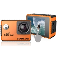 SOOCOO S100 Pro NTK96660 4K Wifi 20MP Photo Touch Screen Sports Action Camera Touch Screen Built