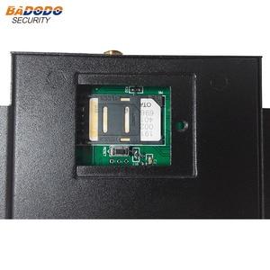 Image 4 - وحدة تحكم في الوصول بالتحكم عن بعد بمدخل وحدة GSM لمستخدمي Badodo 200 باب كهربائي عن طريق الرسائل القصيرة GSM 3G بوابة فتاحة RTU5024