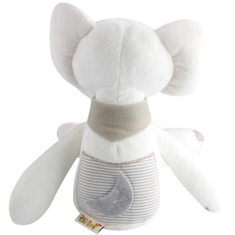 Pluszowe śliczne królik wypchanych zwierząt zabawki uspokoić spania miękkie króliczek niedźwiedź lalki dla dzieci dzieci dziecko urodziny Kawaii prezent