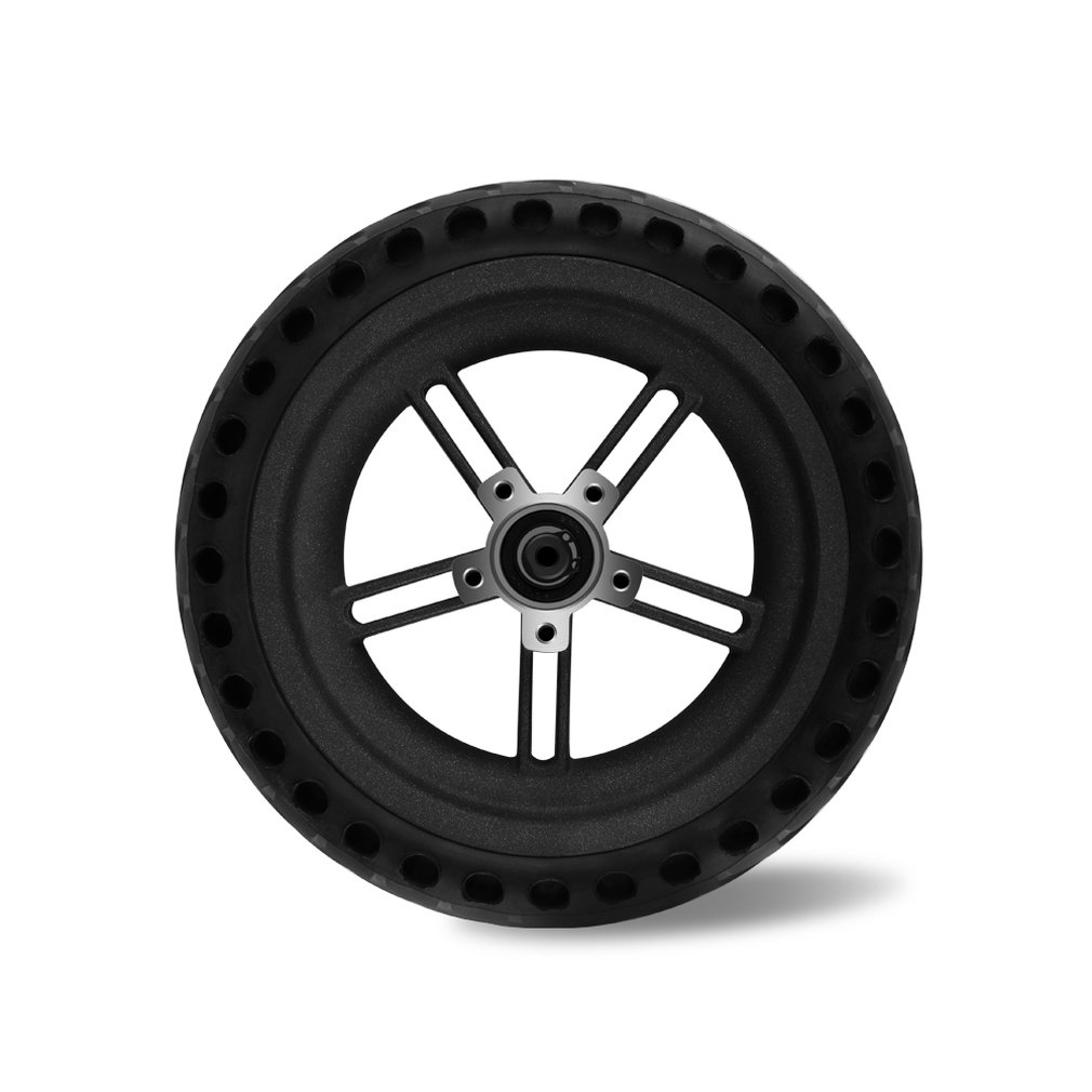 Electric Scooter Front Rear Tires Hub Reinforcing XIAOMI M365 Flat Tire-proof Tires Reinforcing Rib Porous Damping