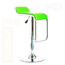 2 pcs / lot European fashion multifunctional bar chair front lifting stool simple.