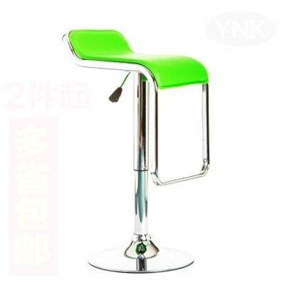 2 pcs / lot European fashion multifunctional bar chair front lifting stool simple.