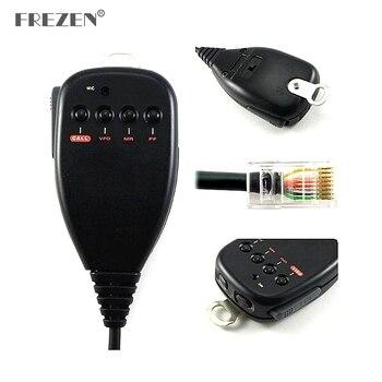 цена на MC-44 Handheld Speaker Microphone for Kenwood Radio TM-261 TM-271 TM-461 TM-471
