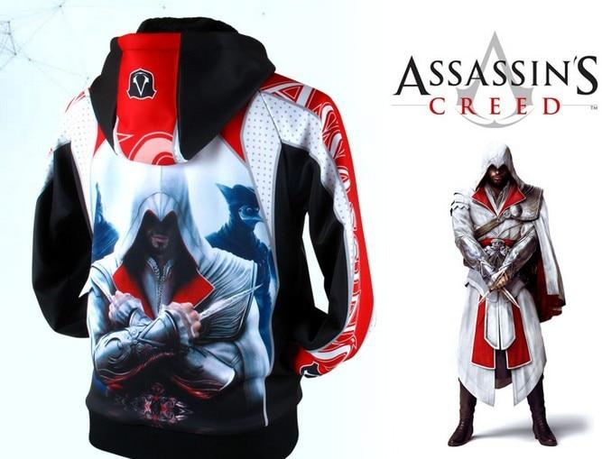 Online Get Cheap Assassin's Creed Sweatshirt -Aliexpress.com ...