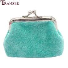Transer Moderní móda plné barvy Dámské manšestr Malý držák peněženky Mincovní kabelka Spojka kabelka Taška zásilka A30