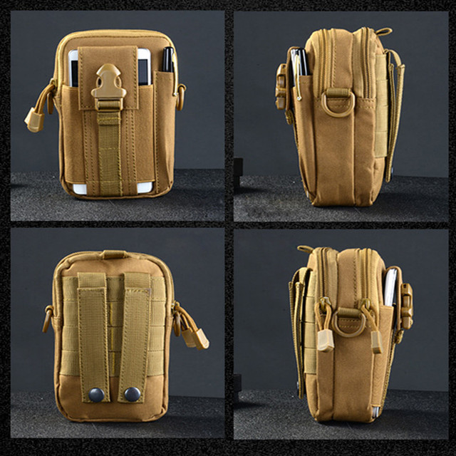 Men's Outdoor Tactical Bags For Hunting Camping And Travel 2
