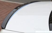 CARBON FIBER Trunk Spoiler Wing For Mercedes Benz W212 E200 E250 E300 E350 E400 2010-2015