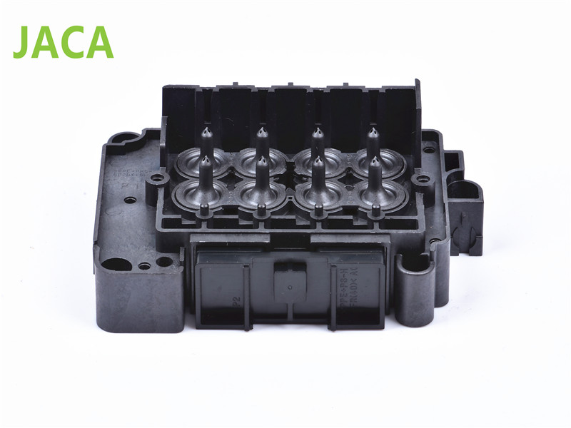 Hot sales Print Head Cover ECO solvent DX7 printer print head cover adapter For Epson F189000 189010 196000 196010 UV manifold