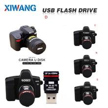 usb flash drive 8GB Cartoon camera USB 2.0 32gb 64gb pen  128gb memory stick 4gb pendrive 16gb u disk free shipping