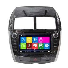 "8 ""Sistema de Navegación GPS Reproductor de DVD Del Coche para Mitsubishi ASX RVR Outlander Sport/PEUGEOT 4008/CITROEN C4 2010 2011 2012"