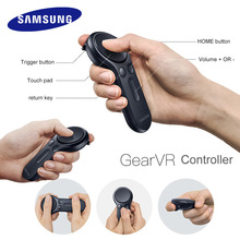 Orijinal SAMSUNG Dişli VR Samsung Dişli Kolu Oyunları Denetleyicisi Için Taşınabilir Kablosuz Uzaktan Kumanda VR 4.0/5.0 VR 3D g...