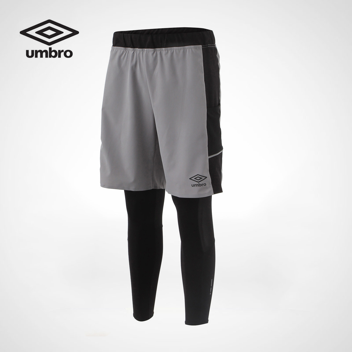 Umbro New Men Comfortable Training Sports Pants Leisure Relaxation Sportswear Long Trousers UCC63735 new 2018 men outdoor running sports pants striped full length leisure sport trousers comfortable breathable sweatpants