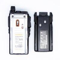 מכשיר הקשר נמוך מחיר Baofeng UV82 מכשיר הקשר 5W Dual Band Dual Display Pofung UV82 מכשיר הקשר Baofeng שני הדרך רדיו Interphone (3)