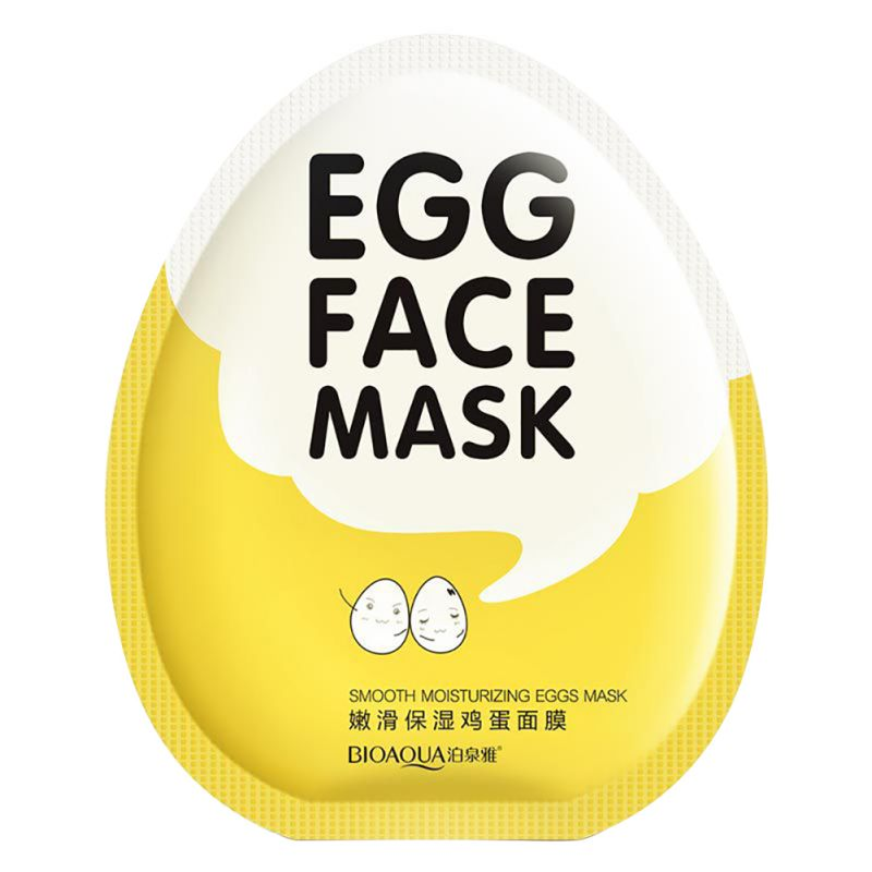 1 PCS Facial Skin Care Face Oil Control Hyaluronic Acid Black Mask Sheet Pack Essence Moisture Korean Cosmetics