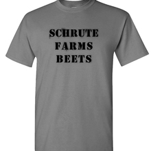 7143d74c1 Wear Adult custom shirts SCHRUTE FARMS BEETS office funny dwight - Mens  Cotton T-Shirt