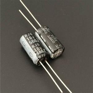 10pcs 63V 22uF 63V ELNA RVJ 8X10mm SMD Electrolytic Capacitor