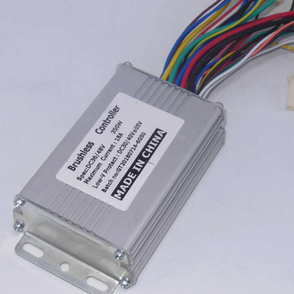 Detail Feedback Questions About 36v 48v 350w Ebike E Bike Gt Motor Control Circuits Dc Brush Driver Circuit Diagram Greentime 250w Bldc Controller Brushless Speed