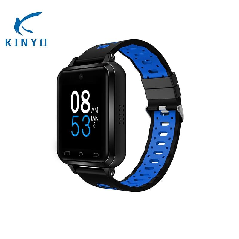 Красочные Спортивные Часы Монитор Сердечного Ритма Смарт часы 2018 RAM1GB + ROM8GB 2MP камера bluetooth WIFI GPS наручные часы android ios