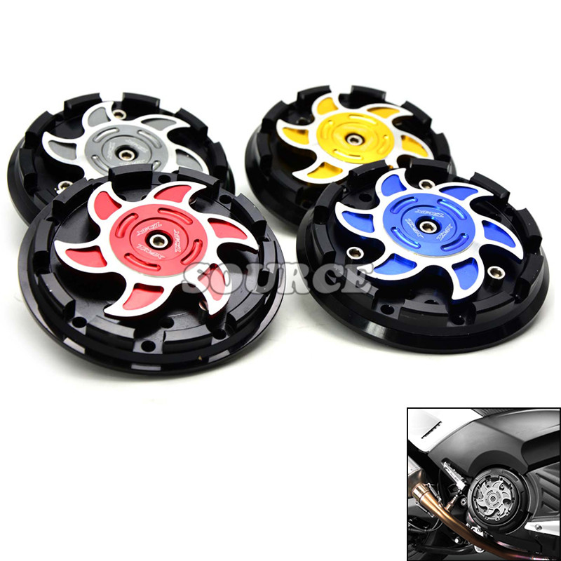 tmax logo tmax530 500 motorcycle engine protective cover protector engine stator cover For YAMAHA tmax 530 Tmax500 2004-2016 motorcycle cnc magnetic engine oil filler cap moto bike engine oil cap for xjr fjr 1300 fzr 1000 tmax 530 500 tmax 530 tmax 500