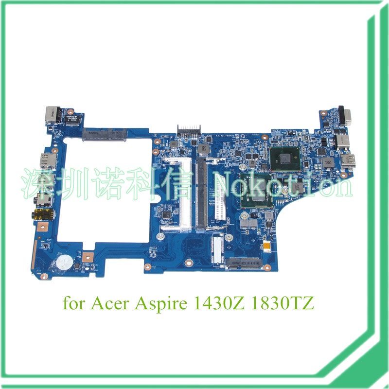 MB.PYW01.001 MBPYW01001 For ACER 1830 1830T U5400 HM55 integrated 48.4GS01.011 JV10-CS laptop motherboard