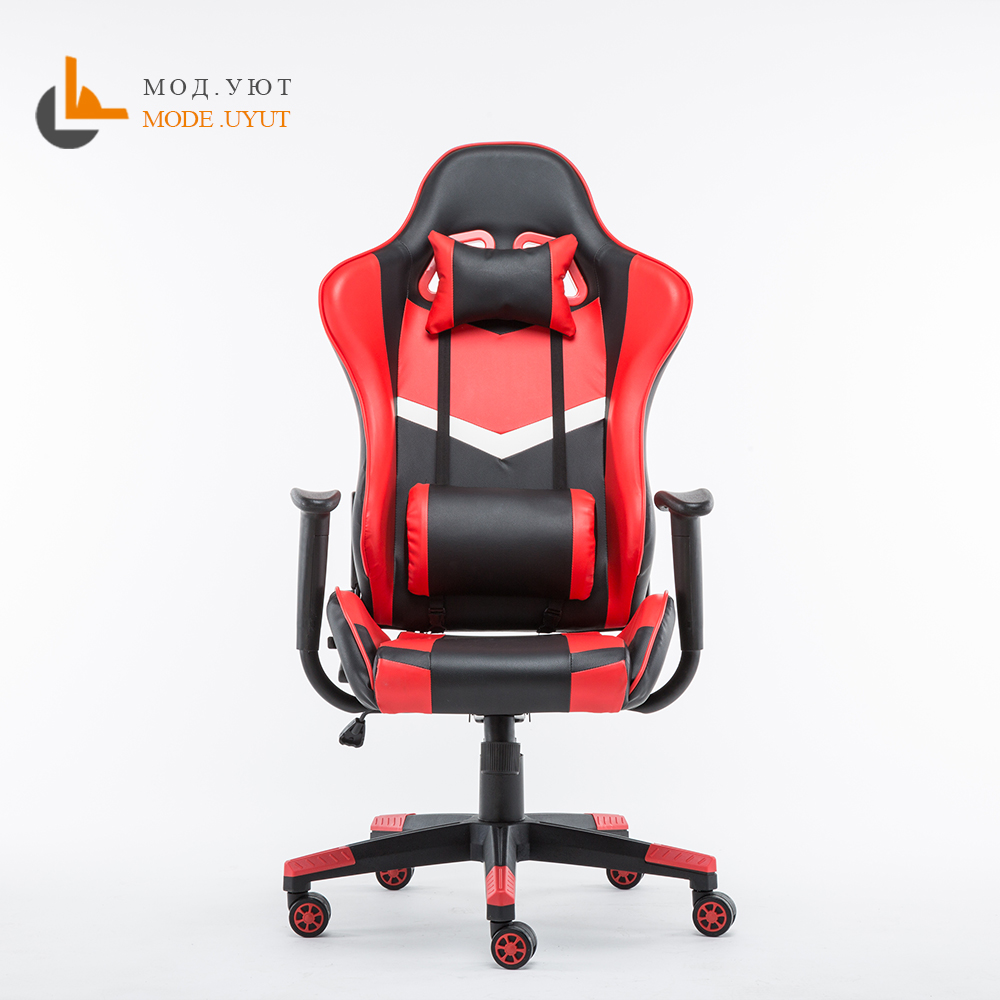 YK-3 WCG Computer Chair Racing Synthetic Leather Gaming Chair Internet Cafes  Comfortable Lying Household Chair