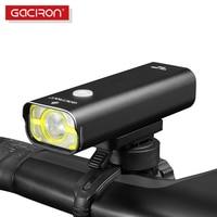 Gaciron Outdoor MTB Road Bike Flashlight Torch Lamp Cycling Bicycle Light Super Bright Waterproof Bike Accessories