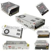 AC 110 V 220 V כדי DC 5 V 12 V 24 V 1A 2A 3A 5A 10A 15A 20A 30A 50A מתג אספקת חשמל נהג מתאם LED רצועת אור