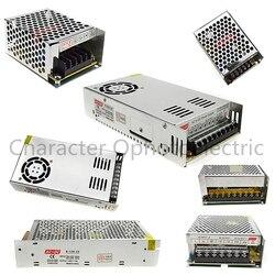 AC 110 V-220 V DC/DC 5 V 12 V 24 V 1A 2A 3A 5A 10A 15A 20A 30A 50A переключатель Питание Драйвер адаптер Светодиодные ленты света